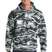 Classic Camo Pullover Hooded Sweatshirt
