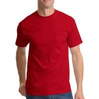 Tall Essential T Shirt with Pocket Thumbnail