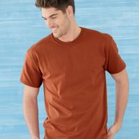 Gildan Ultra Cotton ADULT T-Shirt LAUSD PE Thumbnail