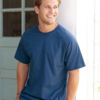 Hanes 6oz ADULT Tagless® T-Shirt LAUSD PE Thumbnail